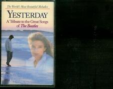 Yesterday - A Tribute To The Great Songs of The Beatles (Cassette Tape)