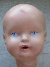 Schildkröt Tortulon Strampelchen Baby Kopf -31- Puppe Ersatzteil für Bastler