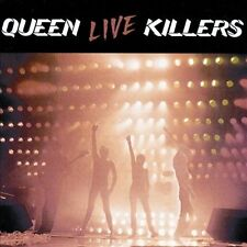 QUEEN - Live Killers 1979 [Remaster] (2 CD Box Set, Hollywood Records)