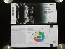 2009 F.A. Cup Final Ticket Chelsea v Everton in mint condition.