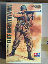 TAMIYA ELITE INFANTRY MAN KIT DI MONTAGGIO NEW!!