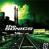 SONICS 8 NEW & SEALED