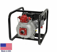 """HIGH PRESSURE WATER / FIRE PUMP - 2 Stage - 2"""" Ports - 7,080 GPH - 138 PSI"""