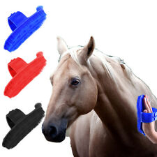 Horse Remove Mud Dirt Body Brush Plastic CURRY COMB Pony Cattle Grooming Brush