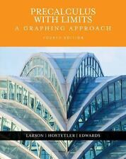 Precalculus With Limits A Graphing Approach by Ron Larson