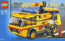 Lego Town City Airport 7891 Fire Truck New Sealed