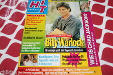 HITKRANT # 34 1990 BAYWATCH BILLY WARLOCK MADONNA ROXETTE PAUL YOUNG MARIAH