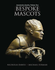 Bespoke Mascots - Automotive Jewelry Vol 2 (Kühlerfigur hood ornament) Buch book