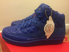 Nike Air Jordan Retro 2 Don C Us 7 Uk 6 40 simplemente no Azul Doernbecher Db Bin 4 5