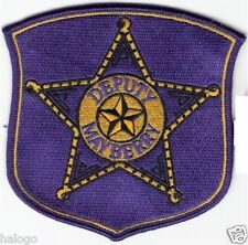 ANDY GRIFFITH MAYBERRY DEPUTY PATCH  - MAY01