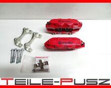 Abarth 500 Alfa Romeo Mito QV 1.4  Brembo Bremssattel Vorne Rot Caliper NEU NEW