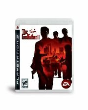 The Godfather II-- Sony PlayStation 3 PS3 -- GREAT CONDITION