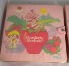 Vintage 1984 Strawberry Shortcake Case IN GREAT SHAPE!