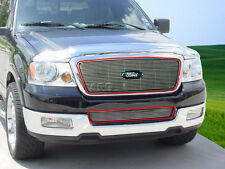 Fedar 2004-2005 Ford F-150 F150 Billet Grille Grill Combo Insert