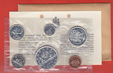 1962 Original Packaging Canada RCM Proof Like Mint Set PL WITH COA And Envelope