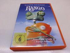 DVD  Rango