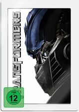 TRANSFORMERS (Shia LaBeouf, Megan Fox) 2 DVDs, Steelbook NEU+OVP