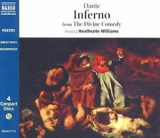 Inferno by Dante Alighieri (CD, Unabridged)