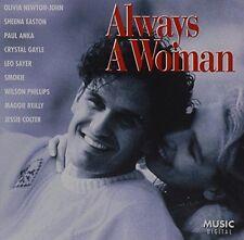 Always a Woman Bernie Blanks, Sheena Easton, Maggie Reilly, Jessie Colter.. [CD]
