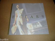 1995 Mercedes-Benz E-class E300 E420 E320 Cabriolet wagon coupe sales brochure