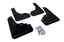 RallyArmor Black Mud Flaps (Grey Logo) for 05-09 Subaru Legacy & Outback