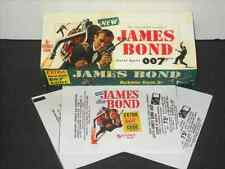 JAMES BOND THUNDERBALL VINTAGE BUBBLEGUM BOX BY PHILI CHEWING GUM 1960s (RARE)