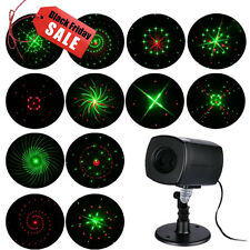 Outdoor Waterproof Star Projector Laser Light Show Home Garden Christmas Decor