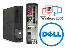 Dell OptiPlex GX270 Windows 2000 SP4 Gaming Desktop Industrial PC