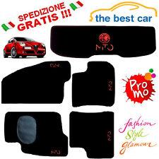 Tappetini auto Alfa Romeo MITO 4 scritte, più tappetino pianale lunotto !!!