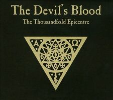The Thousandfold Epicentre [Digipak] by The Devil's Blood (CD, Jan-2011,...