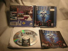 SEGA dreamcast  Silver  SPIEL DEUTCH allemand