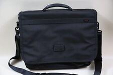 TUMI Alpha Business Slim Expandable Laptop Briefcase 26192