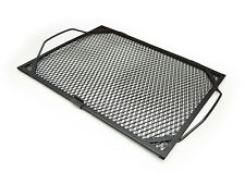 BBQ CHOICE Non-Stick Rectangular Mesh Barbecue Herb Grilling Grid