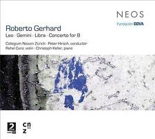 Roberto Gerhard: Leo; Gemini; Libra; Concerto for 8 (CD, Jan-2014, NEOS)