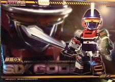DREAM EX 02 six Gods Godmars Godmarz SD Q GOKIN SOC SRW Popy Godaikin Chogokin