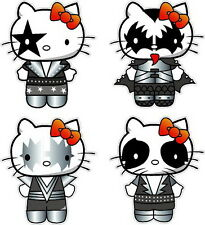 Hello Kitty Kiss Group Decal Stickers