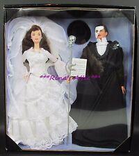 THE PHANTOM OF THE OPERA Barbie & Ken Dolls Gift Set #20377