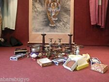 JAPANESE Personal BELL BUDDHIST Altar accessories    VIEW THE VIDEO