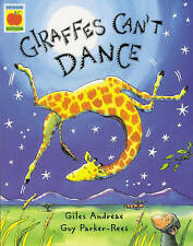 Giraffes Can't Dance by Giles Andreae (Hardback, 2007)