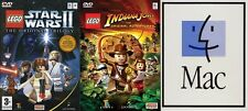 Trilogía de Star Wars 2 el original & Indiana Jones The Original Adventures Mac