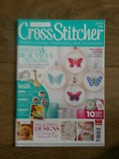 Cross piqueuse magazine # 236 papillons-zoo animaux-crazy daisy-funky