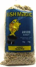 Fish Magic Aniseed Burley 1kg slow release berley with oil BRAND NEW