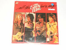 The Guess Who All this for a Song 1979 1st Atlantic SEALED MINT New LP
