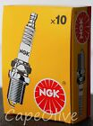 10 PCS - NGK 4549 Nickel Spark Plugs (CR7HSA)