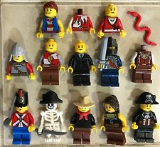 13 Complete & Partial Lego Fairytale & Historic Minifigures From Set 9349