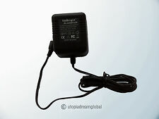 AC Adapter For Zoom RFX-1000 RFX-2000 DIGITAL REVERB MULTI EFFECTS Power Supply