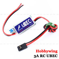 Hobbywing 3A RC UBEC 5V 6V Switch Mode Lowest RF Noise BEC for RC Helicopter