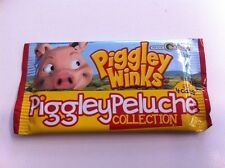1 bustina PIGGLEY WINKS  PELUCHE COLLECTION GEDIS 2008 CARD