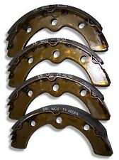 EZGO Golf Cart Brake Shoes Gas & Electric 1987-1996 Marathon, Medalist, TXT