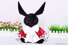 Pandora Hearts Alice B-Rabbit Oz vessalius black rabbit plush doll cosplay prop